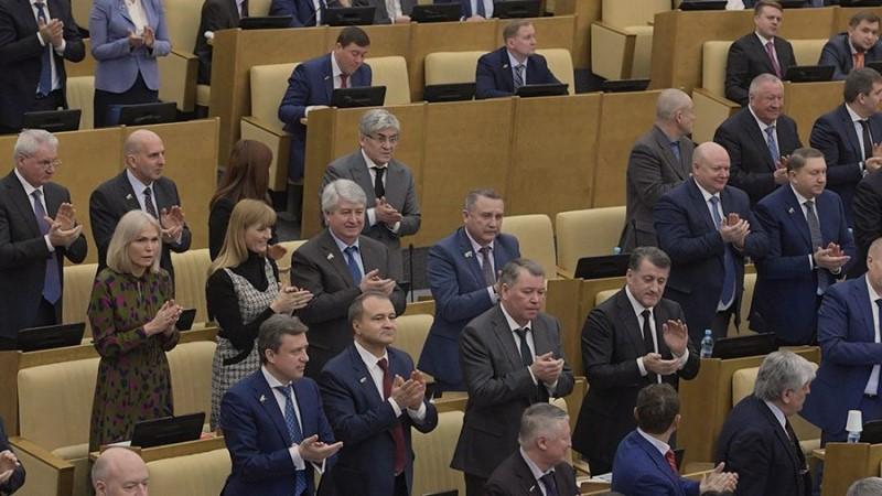Закон о пенсионных изменениях принят в третьем чтении